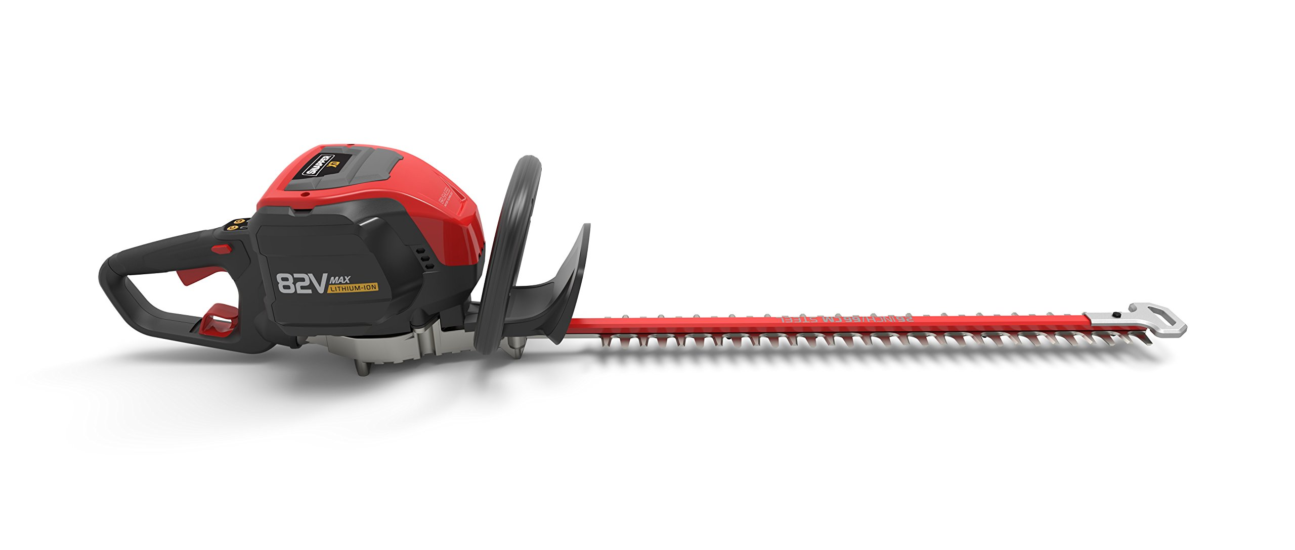 Snapper XD SXDHT82 82V Dual Action Cordless 26-Inch Hedge Trimmer without Battery and Charger, 1696769