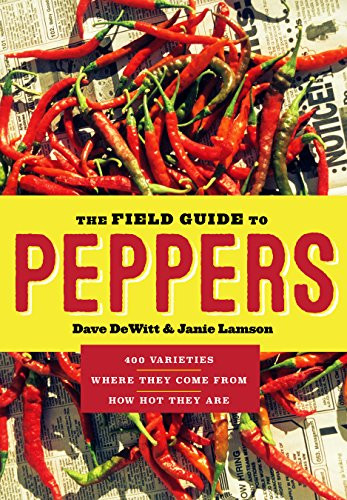 Serrano Jalapeno Peppers (The Field Guide to Peppers)