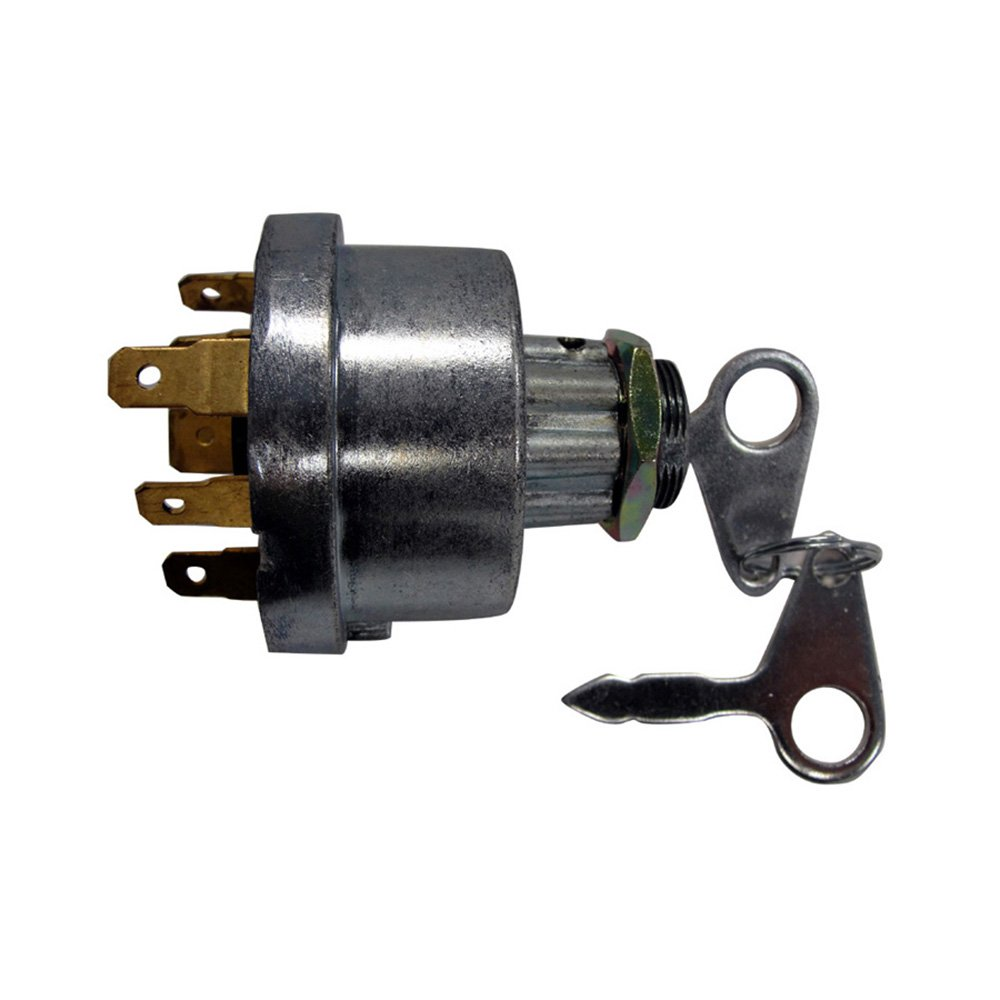 E7NN11N501AB New Ignition Switch w/ Cold Start for Ford New Holland 2000 3000 +