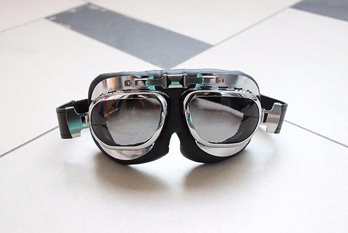 KHSKX Lunettes moto chevaliers frame lunettes équitation vent lunettes de sport lunettes miroirs glassesD H3rRJP0F