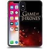 GAME OF THRONES ゲーム・オブ・スローンズ (4月15日最終章世界同時放送!) - LOGO ハード case/iPhoneケース 【公式/オフィシャル】