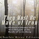 They Must Be Made of Iron: A Historical Drama of the Iron Brigade at the Battle of Gettysburg |  Charles River Editors
