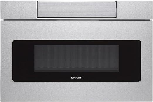 Amazon.com: Sharp SMD2470AH - Cajón para microondas de 24 ...