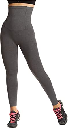 Laty Rose 21835 High Waisted Workout Leggings Butt Lifter Compression Pants