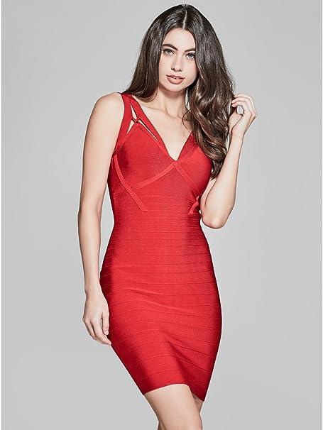 fbda170e343 GUESS by Marciano Women s Olivia Bandage Dress  Amazon.ca  Clothing    Accessories