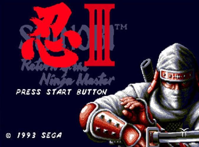 Amazon.com: Shinobi III : Return of the Ninja Master [Online ...