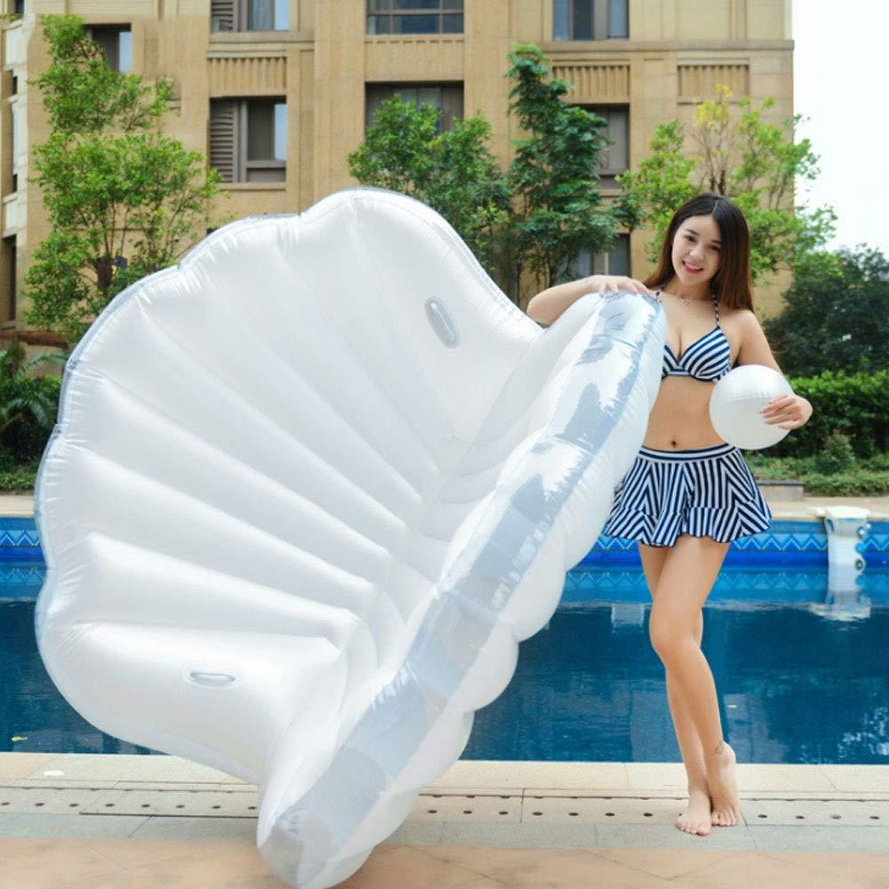 Erwachsenes Kinderschwimmbad Übergroßes Reiten-Schwimmen-Spielzeug-Wasser-aufblasbares Pool-Spielzeug-Berg-sich hin- und herbewegendes Bett-Airbag-Schwimmen-Ring-Pool-Floss-sich hin- und herbewegende  Shape5