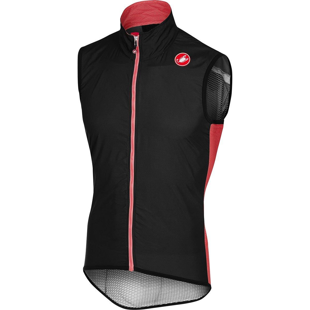 Castelli Pro Light Wind Vest - Men's Black, XL by Castelli