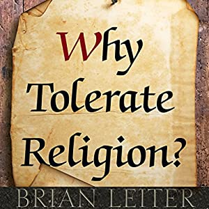 Why Tolerate Religion? Audiobook