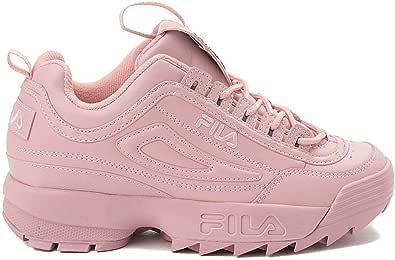 Fila classic fashion sneakers - Full Pink