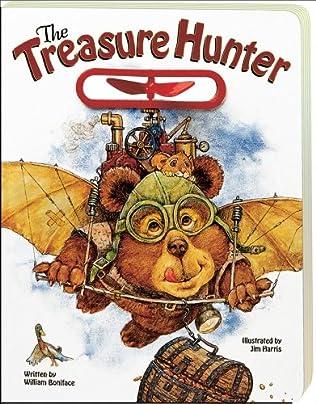 book cover of The Treasure Hunter