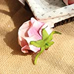 Artificial-Fake-Flowers-Silk-4-22-Big-Roses-Heads-Flower-Arrangements-Real-Touch-Flannel-Wedding-Decorations-Floral-Table-Centerpieces-for-Home-Kitchen-Garden-Party-Dcor-10-PCS-Pink