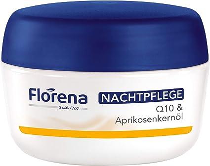 Florena Smoothing Crema antiarrugas noche con Q10, 1er Pack (1 x 50 ml): Amazon.es: Belleza