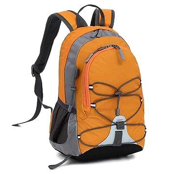 DHFJKK Senderismo Mochilas, 20L Impermeable Multifunción Trekking al Aire Libre Senderismo Mochila para Escalar Viajes de Viaje Mochilas de Camping Mochila ...