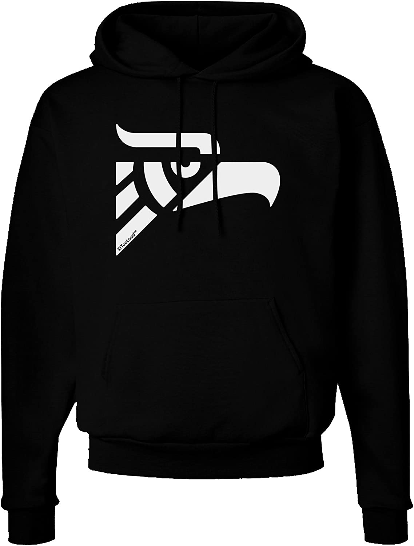 TOOLOUD Hecho en Mexico Eagle Symbol Dark Hoodie Sweatshirt