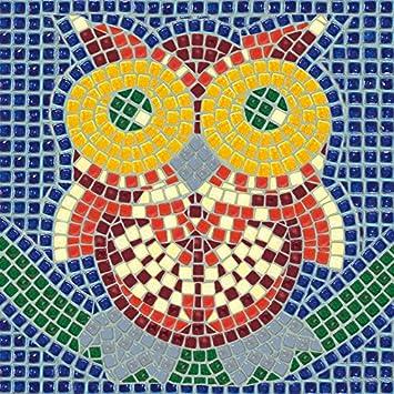 MOSAICO GUFO 15*15 cm OcCre - 31005