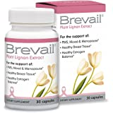 Brevail Proactive Breast Health Capsules, 30-Count Box