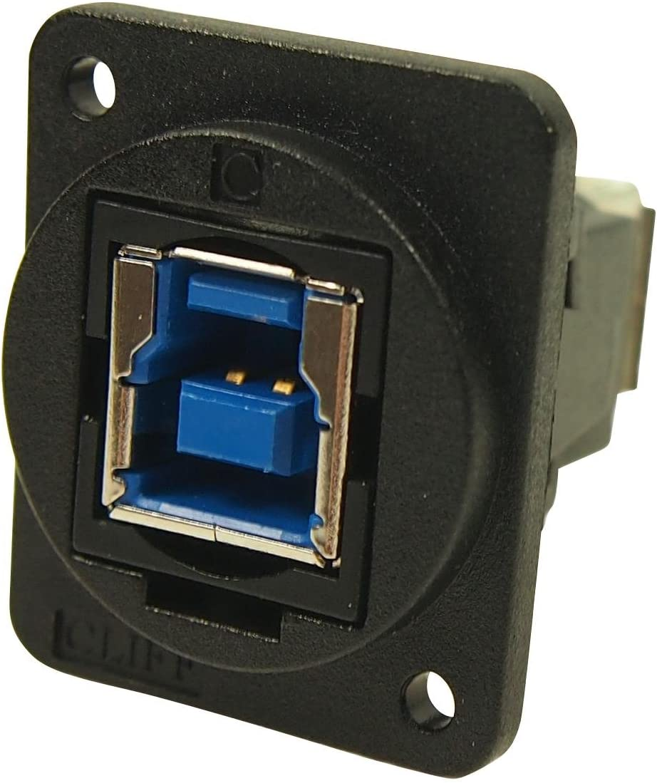 CONNECTOR RECEPTACLE DC POWER 2.1MM FC681473 By CLIFF ELECTRONIC COMPONENTS
