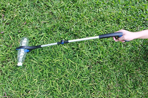 COJOY 32'' Folding Rotating Reacher Grabber Pickup Tool Extra Long Handy Mobility Aid Foldable Handy Arm Extender Makes for Trash Pick Up, Litter Picker, Garden Nabber, Disabled by COJOY (Image #7)