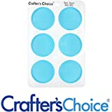 Crafters Choice - Basic Round Silicone Soap Mold - 1602