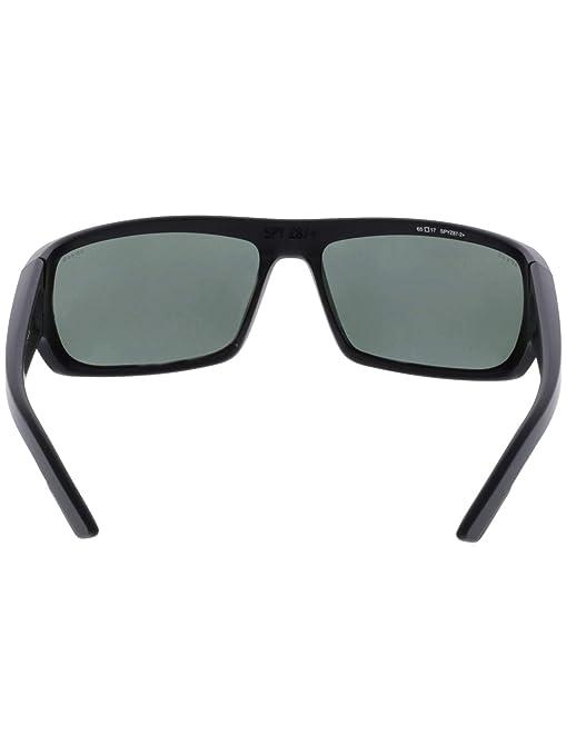 f29f1080690 Amazon.com  BOUNTY MATTE BLACK ANSI RX - HAPPY GRAY GREEN POLAR  Spy   Clothing