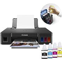 Canon PIXMA G1200 Megatank Inkjet Printer,Black