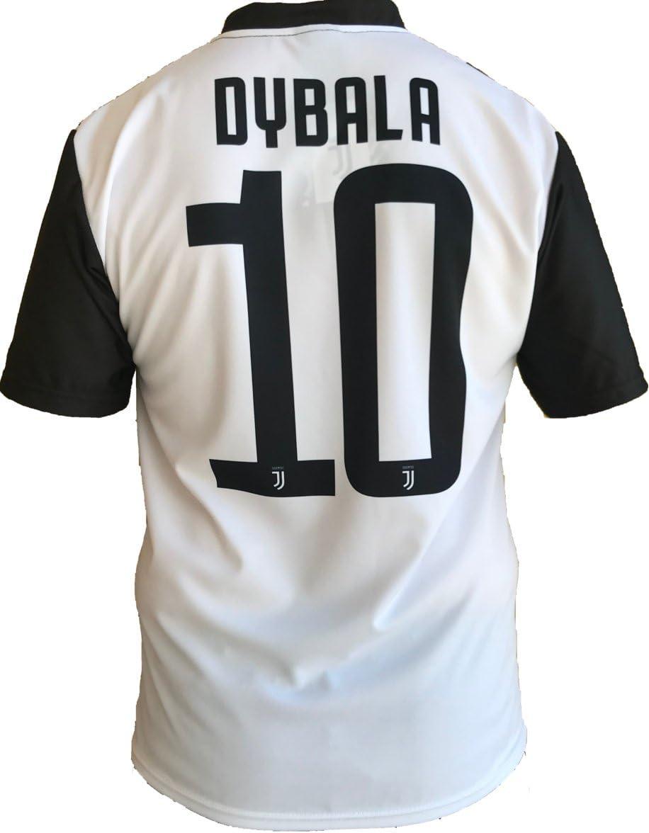 Camiseta Jersey Futbol Juventus Paulo Dybala 10 Replica Oficial ...