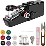Handheld Sewing Machine, Hand Cordless Sewing Tool Mini Portable Sewing Machine, Essentials for Home Quick Repairing and Stit