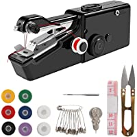 Handheld Sewing Machine, Hand Cordless Sewing Tool Mini Portable Sewing Machine, Essentials for Home Quick Repairing and…