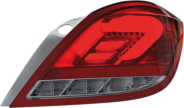 schwarz//rauch Baujahr 03-09 Lightbar Dectane RV16ALLBS carDNA LED R/ückleuchten