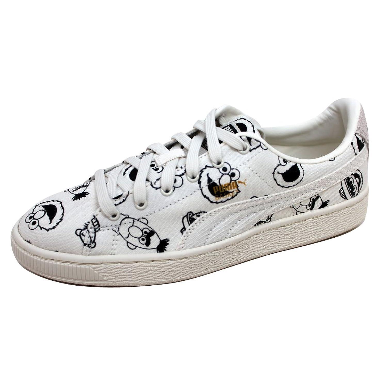 save off da031 888fb PUMA Kids' x Sesame Street Basket Jr Sneaker [5MjuC0102403 ...
