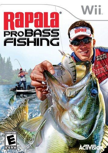 Rapala Pro Bass Fishing 2010 - Nintendo Wii by