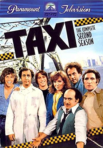 DVD : Taxi: The Complete Second Season (Full Frame, Dolby, 4 Disc)