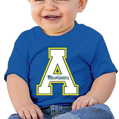 Amazon Com Tayc Appalachian State University Leisure Infant Cotton
