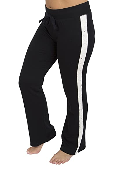 936afcc1eccdb So Junior's Perfect Dorm Lounge sweat Pant With Side Panel at Amazon ...