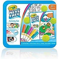 Crayola Color Wonder Art Kit Animal Theme Toy