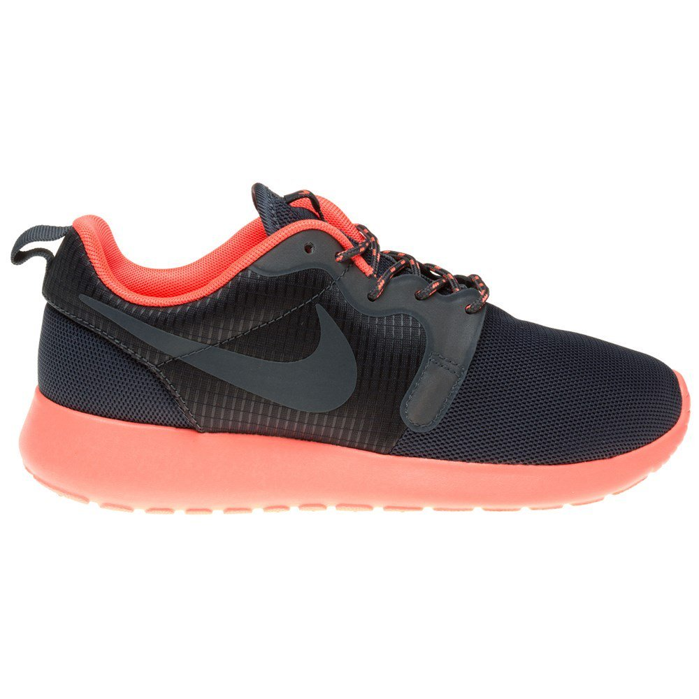 purchase cheap b9617 4a80c ... NIKE Roshe One Canvas Winter Women Round Toe Canvas One Sneakers  B00HQE16QK uk 3 us 5.5 ...