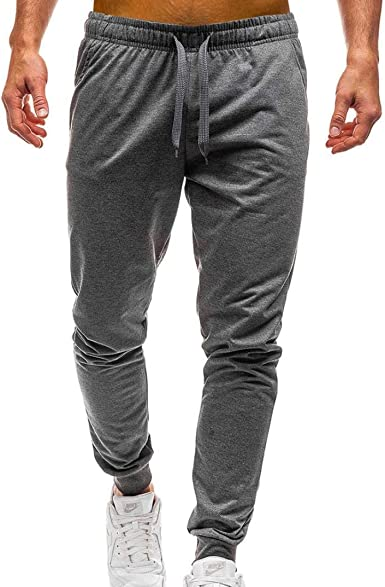 ZODOF Pantalones de chándal para Hombres con Pantalones Casuales ...