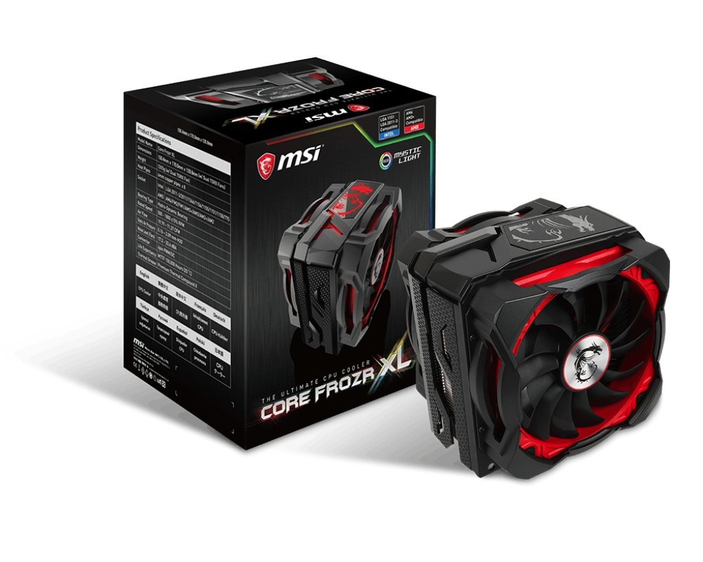 MSI Cooling Core Frozr XL