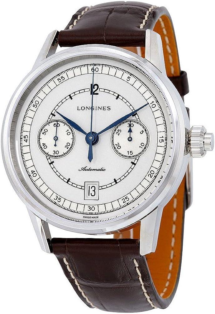Longines Heritage Column-Wheel Chronograph L2.800.4.26.2