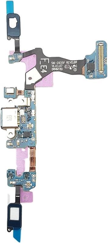Smartex Conector de Carga Compatible con Samsung Galaxy S7 ...