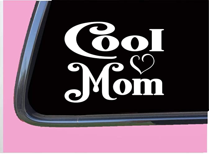 Amazon Cool Mom Tp011 Vinyl 6 Decal Sticker Pregnant Baby On