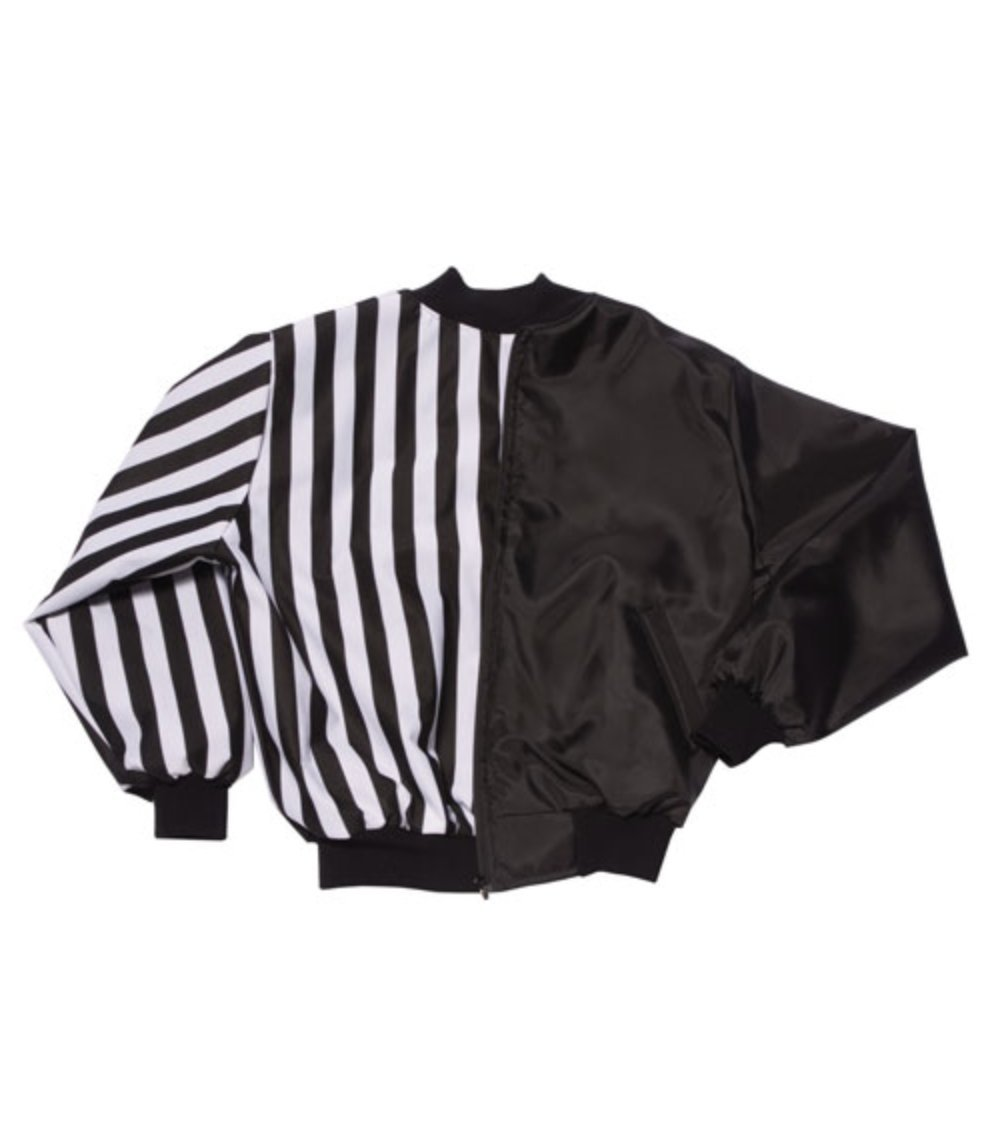 Cliff Keen Weatherproof Reversible Officials Jacket Football Lacrosse Referee FRCP43 XXL