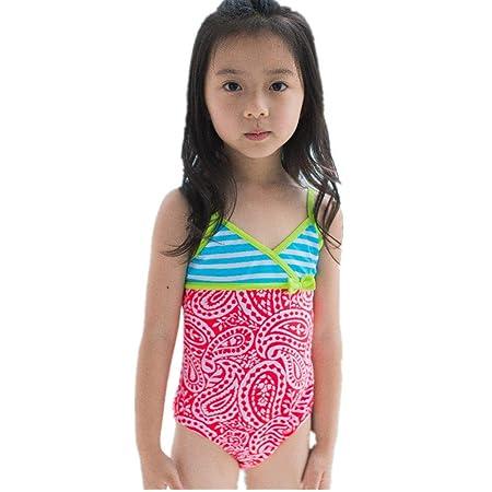 Bañador infantil de una pieza. Bikini del día de los niños ...