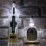 LED Cork Lights USB Rechargeable Wine Bottle Lights for Christmas Halloween Wedding Party Decor - Set of 4