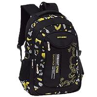 Escuela mochila Portátil Backpack Casual Impermeable Mochila Niños Adolescentes