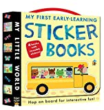 img - for My First Early-Learning Sticker Books (My Little World) book / textbook / text book