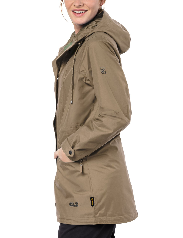 wholesale dealer 02eac a207e Parka Donna Giacche Abbigliamento sportivo Jack Wolfskin ...