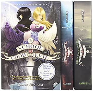 book cover of School For Good and Evil Complete Collection: Books 1-3