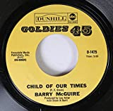 Barry Mcguire 45 RPM Child of Our Times / Eve of Destruction